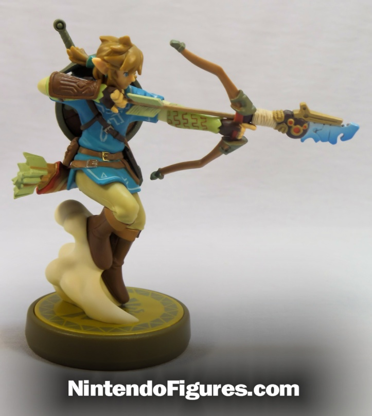 link breath of the wild amiibo side 2