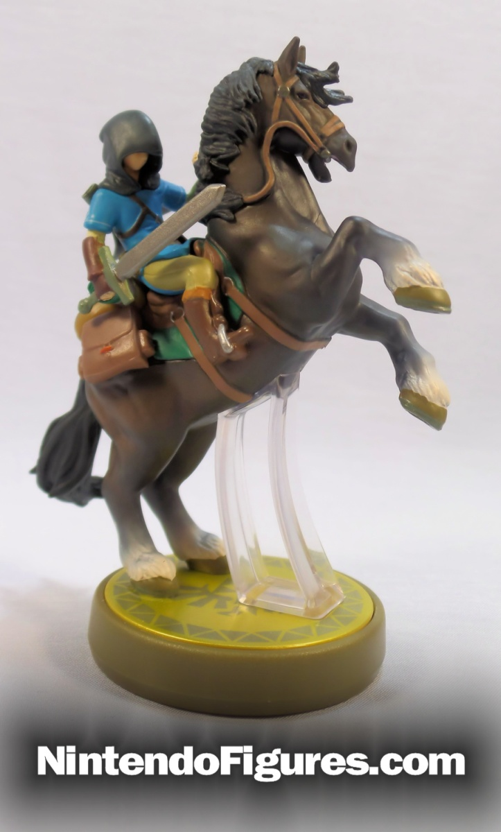 Link Rider Legend of Zelda Breath of the Wild Amiibo Front