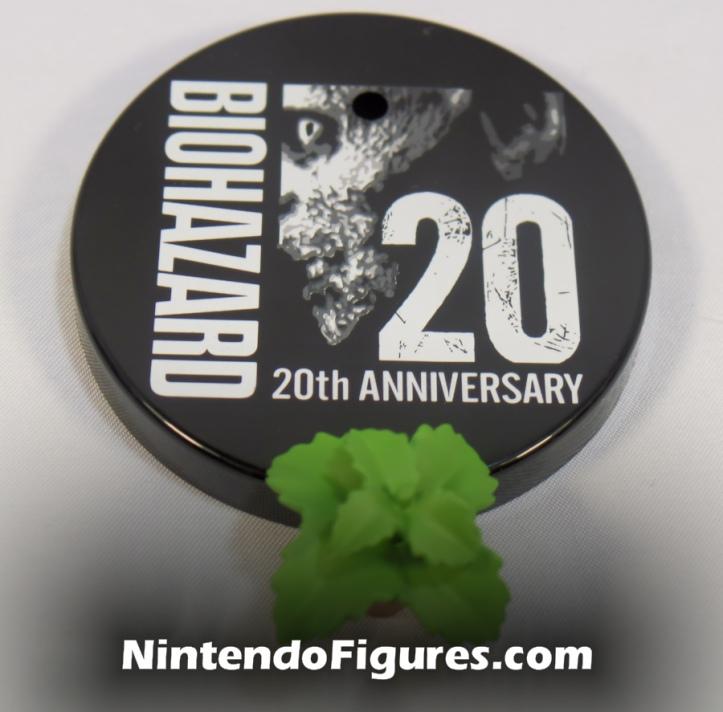 Chris Redfield Nendoroid Preorder Base