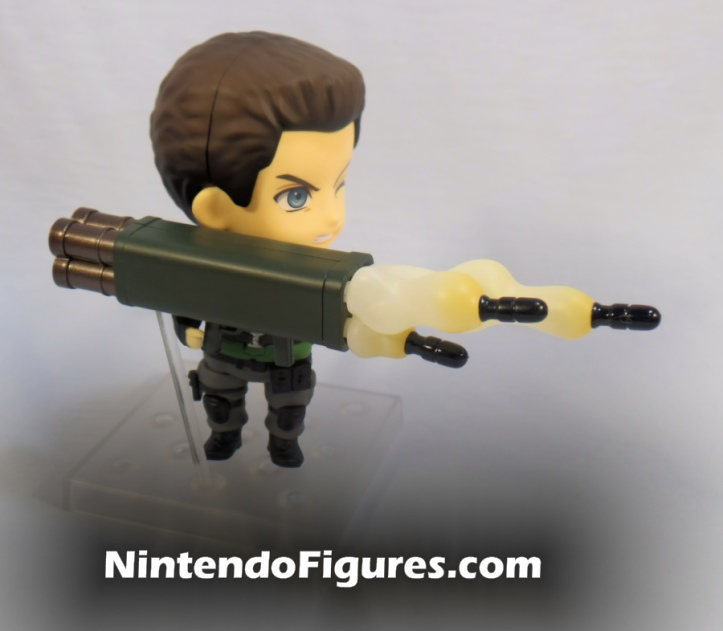 Chris Redfield Nendoroid with Rocket Launcher 1
