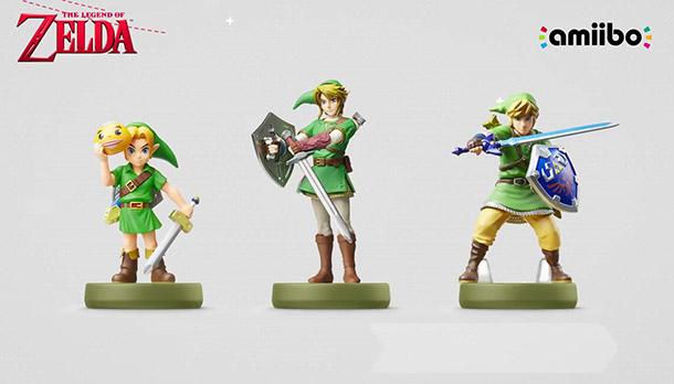 Zelda 30th Anniversary Amiibo