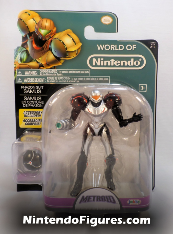 Phazon Suit Samus World of Nintendo 4
