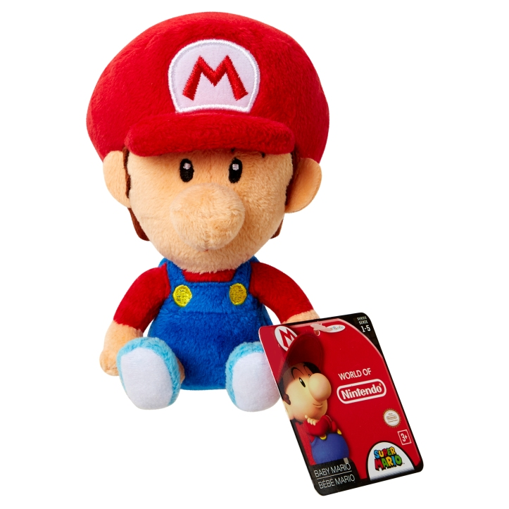 Baby Mario World of Nintendo Plush