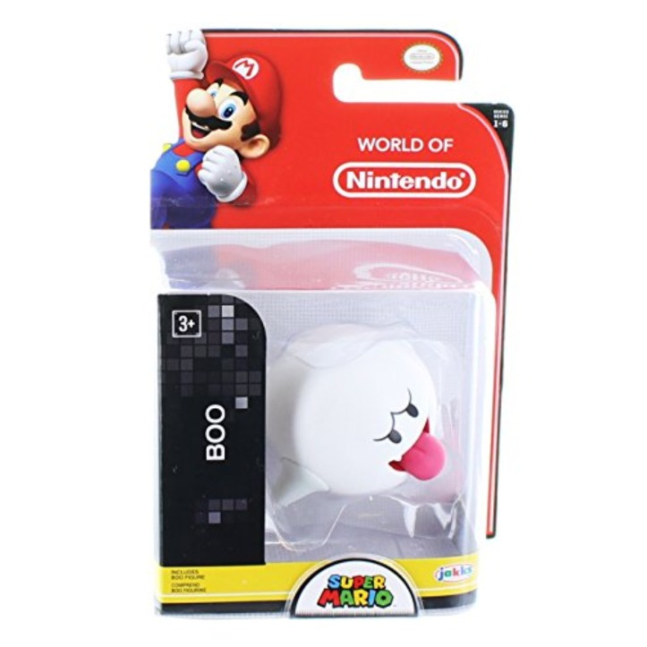Boo World of Nintendo 2.5 Inch Figure
