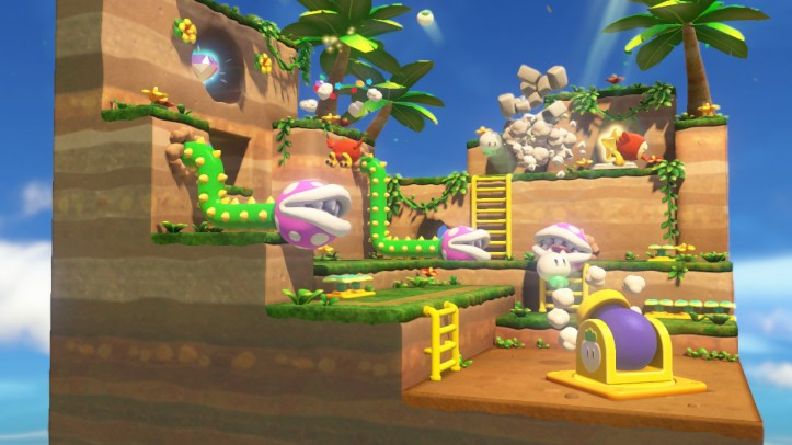 Captain Toad Treasure Tracker Screenshot 1