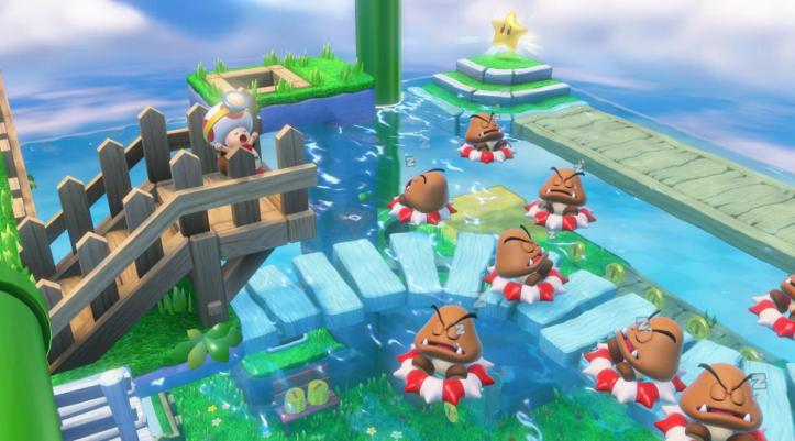Captain Toad Treasure Tracker Screenshot 3