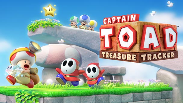 Captain Toad Treasure Tracker Wallpaper