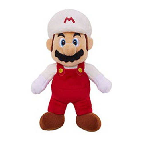 Fire Mario World of Nintendo Plush