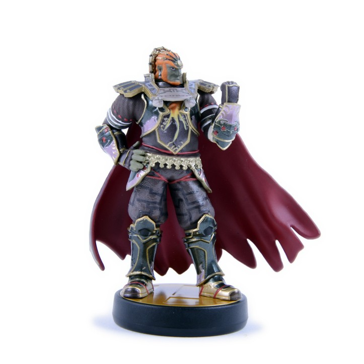 Gannondorf Super Smash Brothers Amiibo