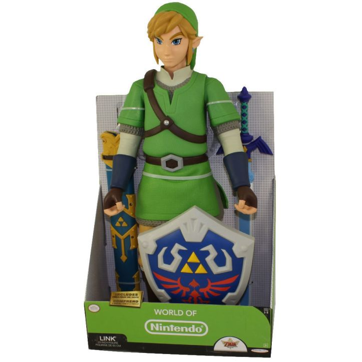 Link 20 Inch World of Nintendo Figure