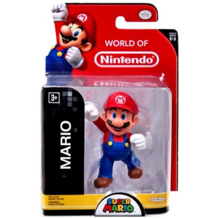 Mario World of Nintendo 2.5 Figure