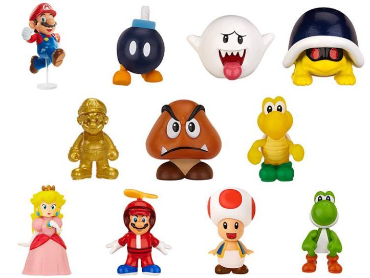 Nintendo Micro Blind Box Wave 2
