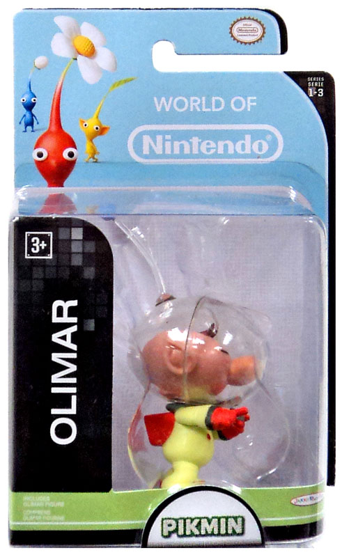 Olimar World of Nintendo 2.5 Inch Figure