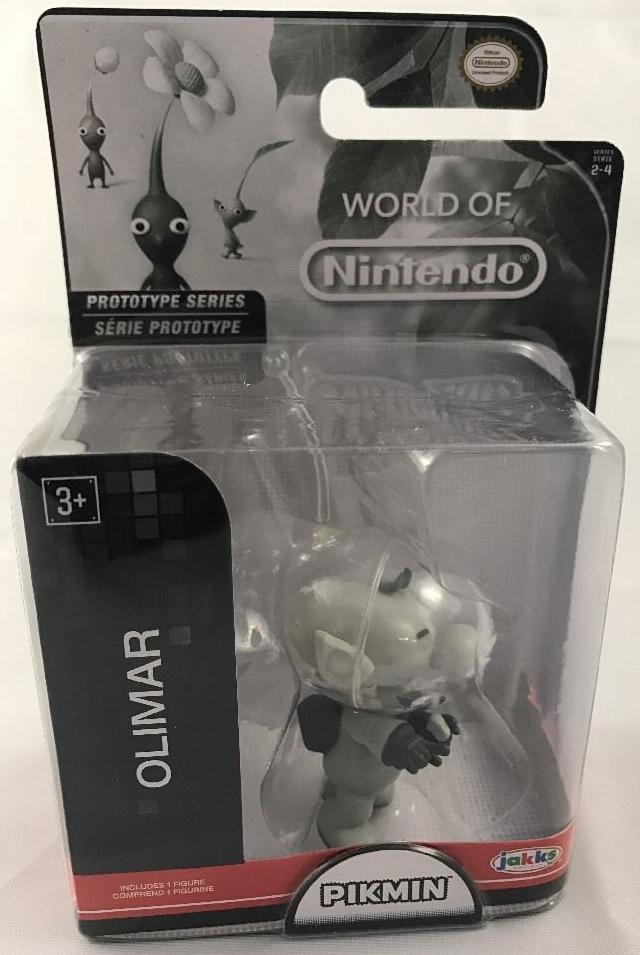 Olimar World of Nintendo Prototype Series