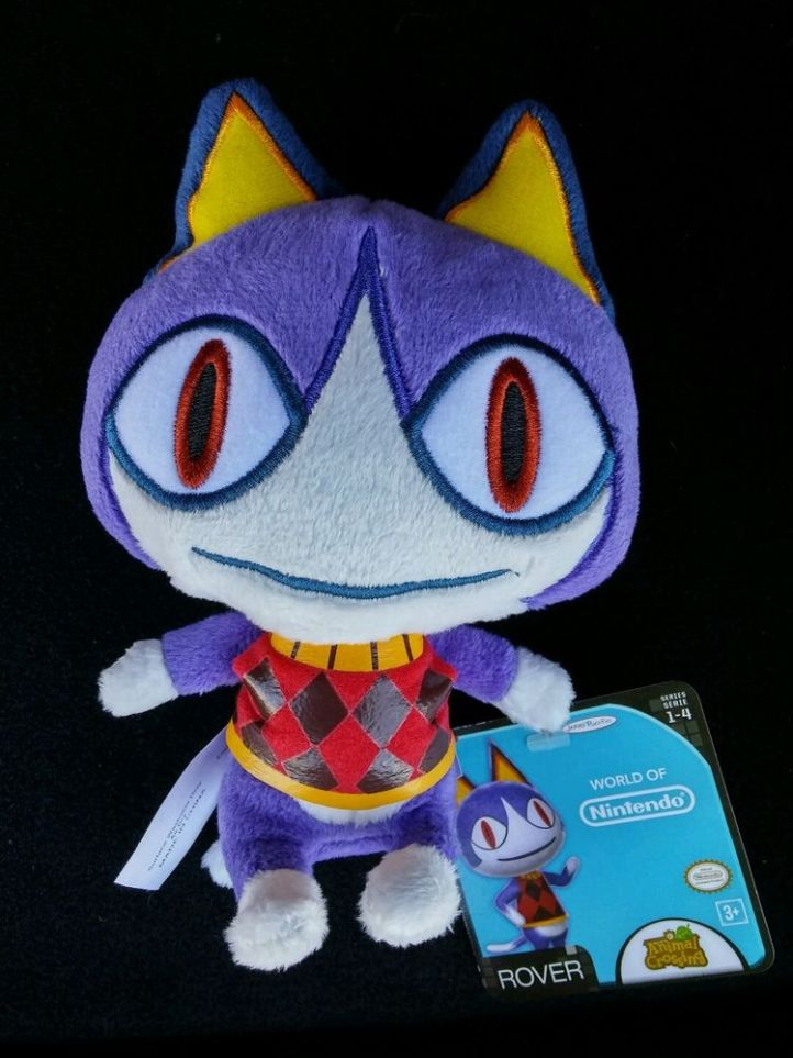 Rover World of Nintendo Plush