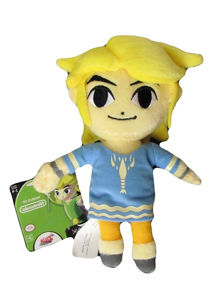 Toon Link Outset Island World of Nintendo Plush