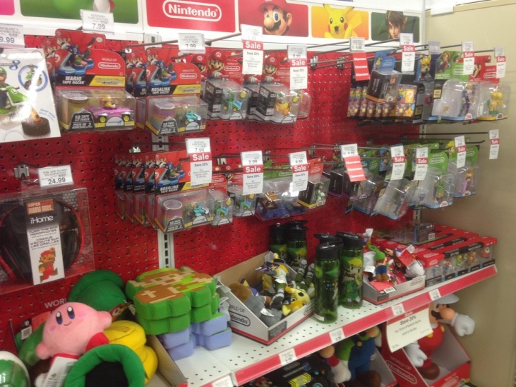 World of Nintendo at Toys R U