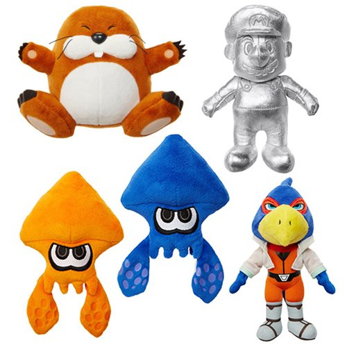 World of Nintendo Plush Releases 2