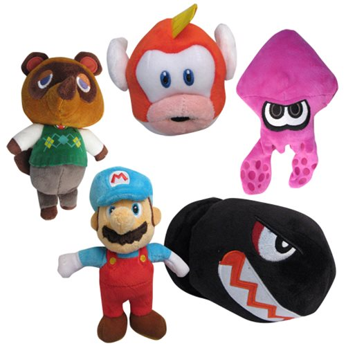 World of Nintendo Plush Releases 5