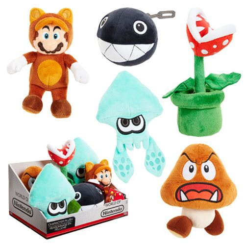 World of Nintendo Plush Releases 6