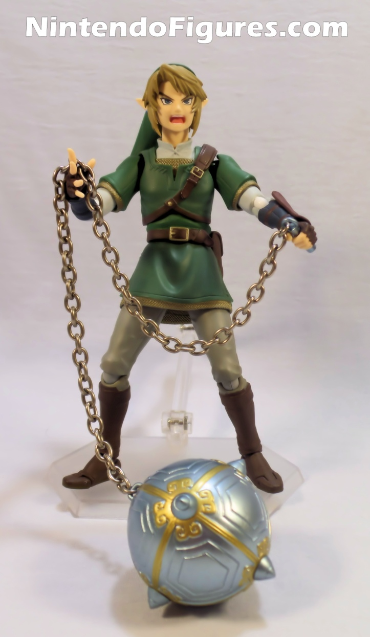 Link Twilight Princess Figma DX Legend of Zelda Ball and Chain