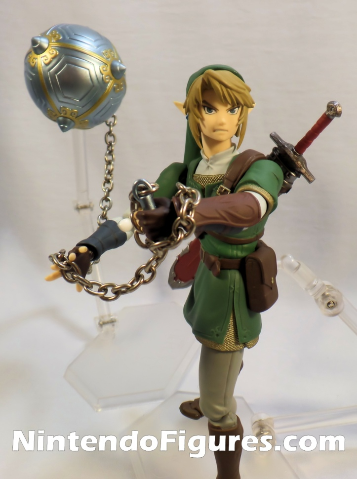 Link Twilight Princess Figma DX Ball and Chain
