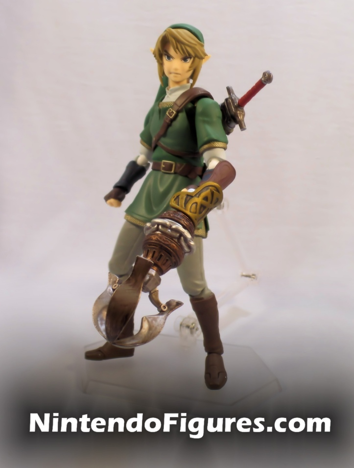 Link Twilight Princess Figma DX Clawshot