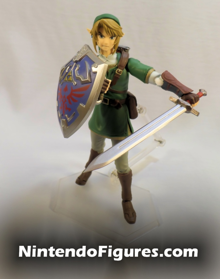 Link Twilight Princess Figma DX Training Sword