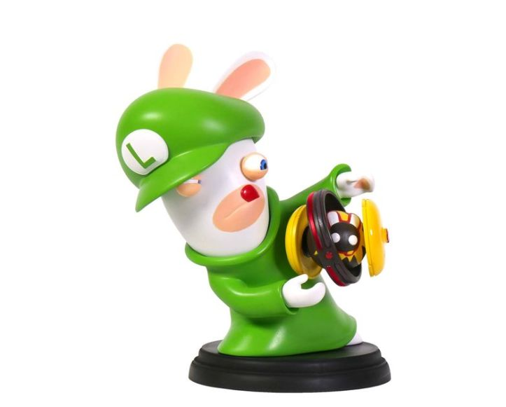Mario + Rabbids Kingdom Battle Luigi Figure