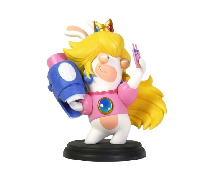 Mario + Rabbids Kingdom Battle Peach Figure