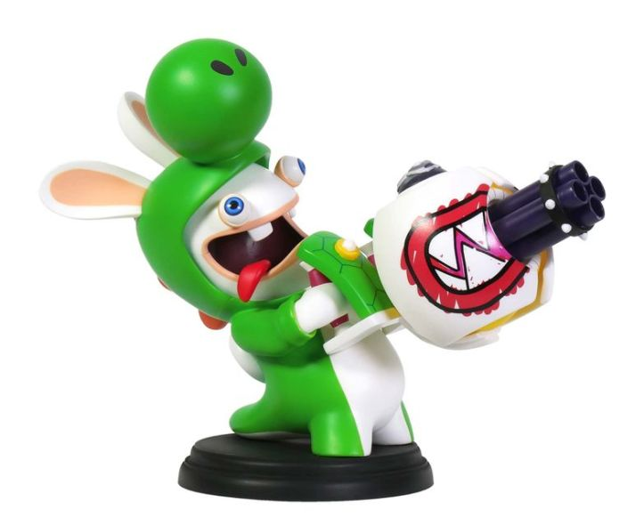 Mario + Rabbids Kingdom Battle Yoshi Figure
