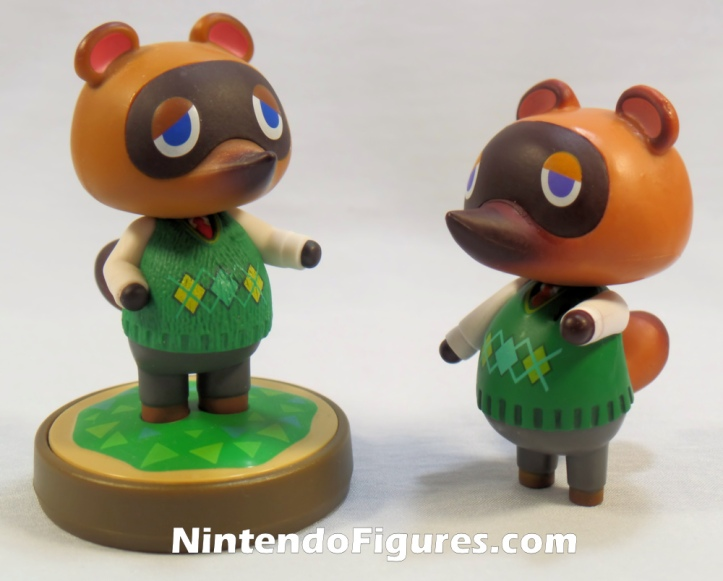 "Tom Nook World of Nintendo 2.5"" Inch Figure Amiibo"