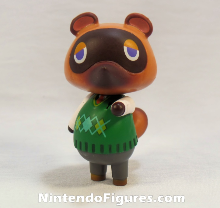 "Tom Nook World of Nintendo 2.5"" Inch Figure"