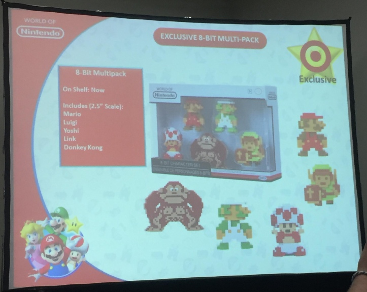 8-Bit Multi-Pack World of Nintendo 2.5 Inch Figure