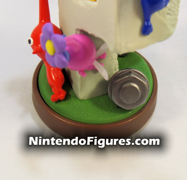 Pikmin Amiibo Close Up Hey Pikmin