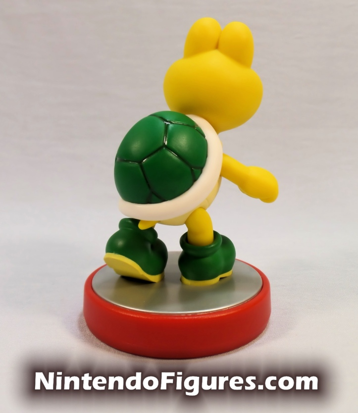 Goomba Amiibo Back Super Mario Nintendo Mario and Luigi Superstar