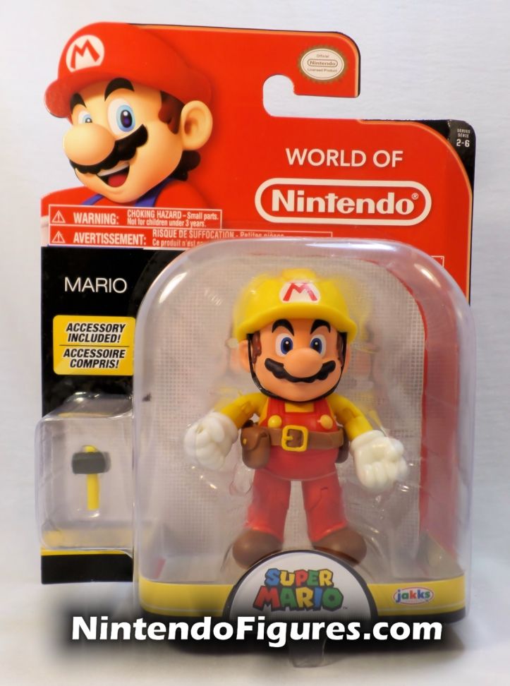 Mario Super Mario Maker World of Nintendo 4