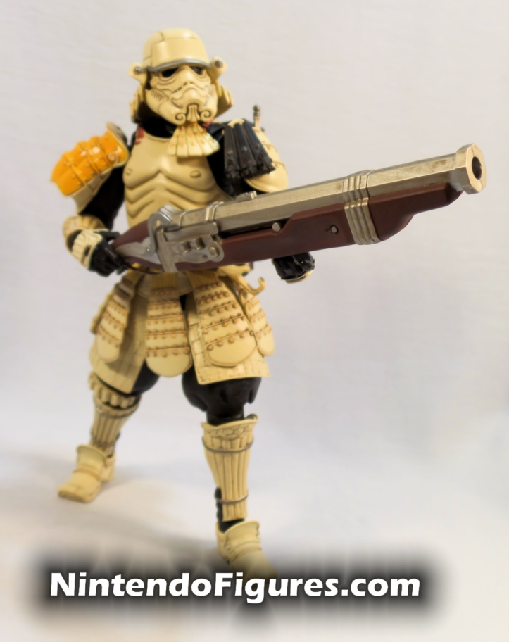 Sandtrooper Movie Realization Bandai Tamashii Nations Cannon Star Wars