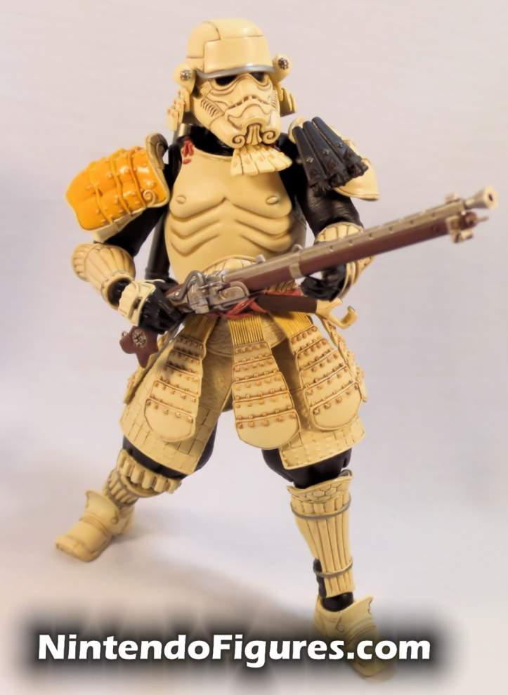Sandtrooper Movie Realization Bandai Tamashii Nations Rifle Star Wars