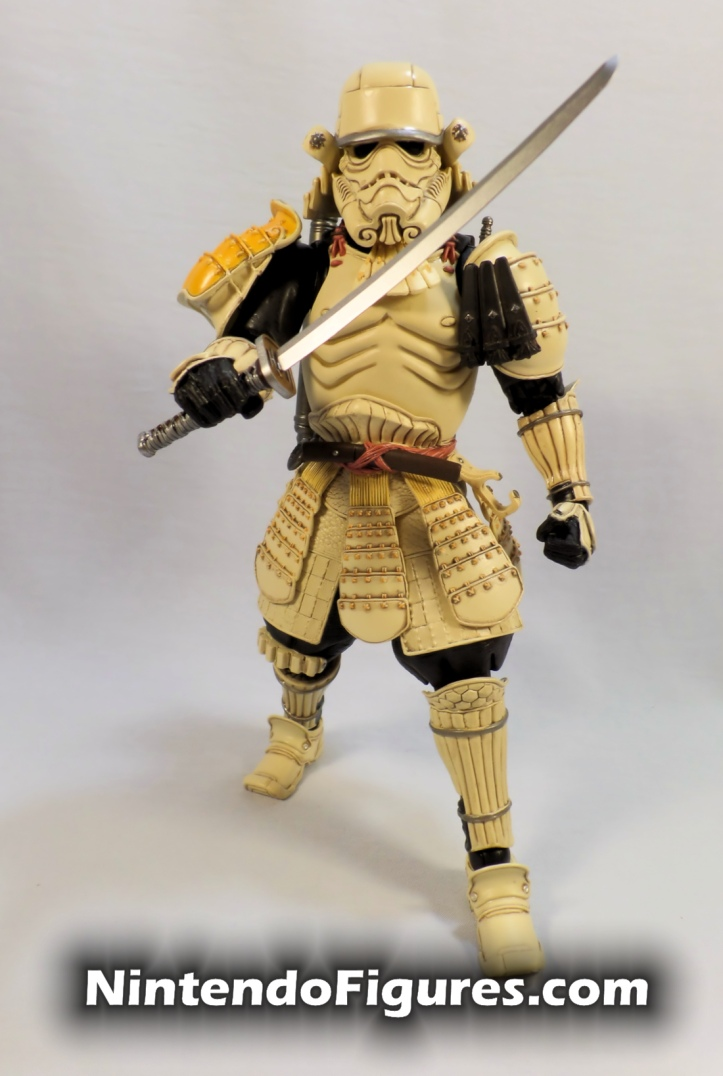 Sandtrooper Movie Realization Bandai Tamashii Nations Sword Pose One Star Wars