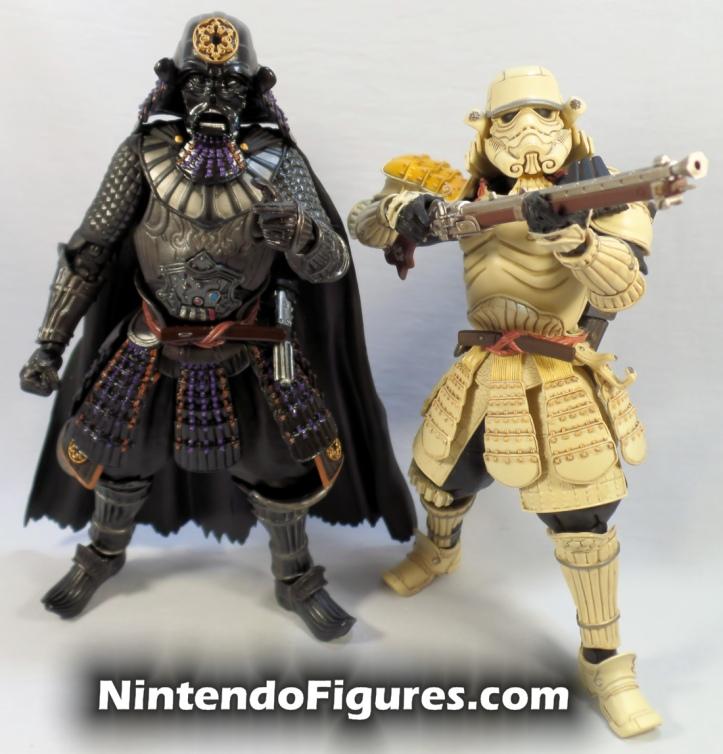 Sandtrooper Movie Realization Bandai Tamashii Nations Darth Vader Star Wars
