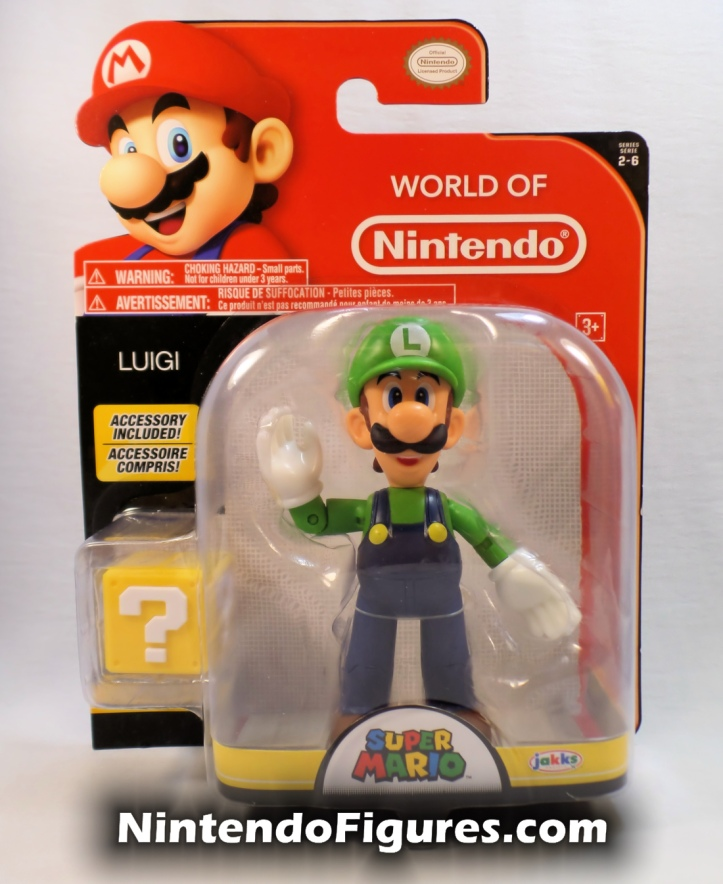 Luigi World of Nintendo 4