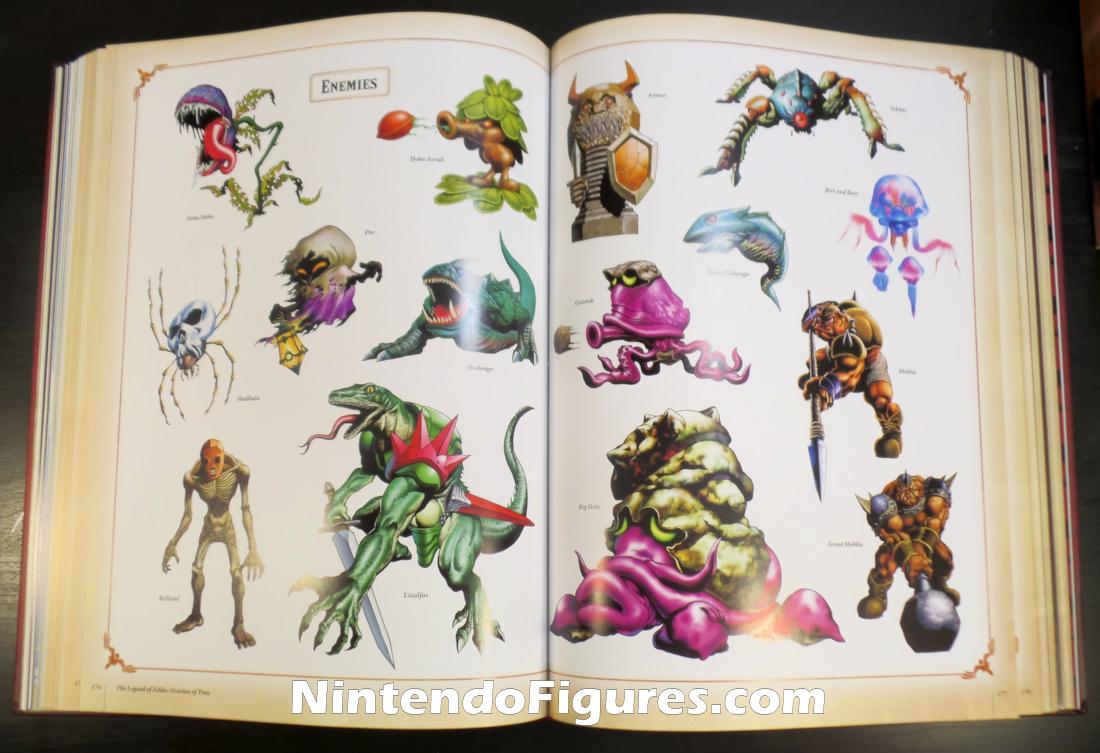 Legend Of Zelda Art Artifacts Review Nintendofigures Com