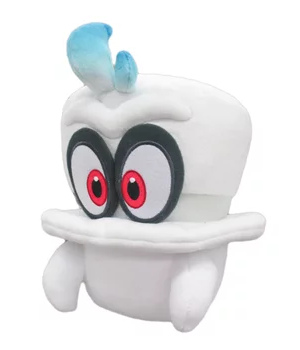 Cappy Sanei Plush Nintendo Super Mario Odyssey