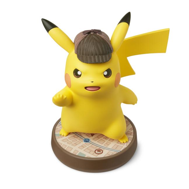 Detective Pikachu Pokemon Nintendo Amiibo