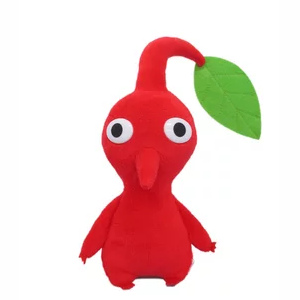 Red Pikmin Sanei Japan Plush Nintendo