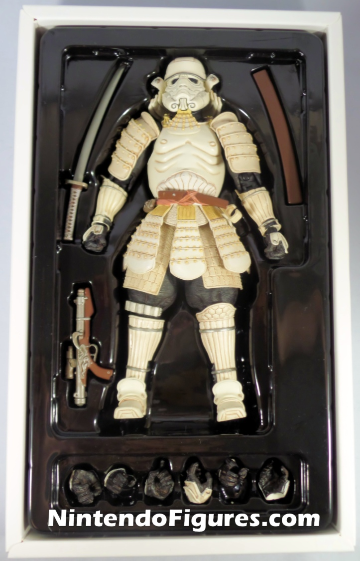 Ashigaru Stormtrooper Bandai Star Wars Movie Realization Tamashii Nations Accessories