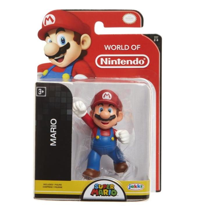 Mario 2.5 World of Nintendo Figure Jakks Pacific
