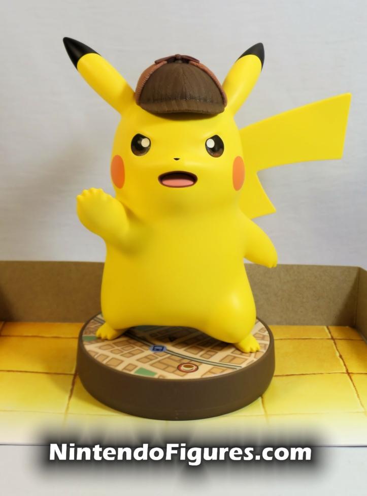 Detective Pikachu Amiibo Front Nintendo Pokemon