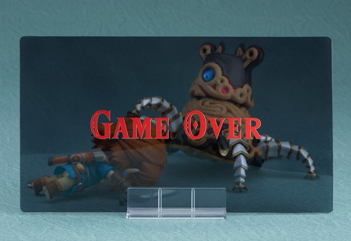 Game Over Guardian Breath of the Wild Accessory Nendoroid Good Smile Company